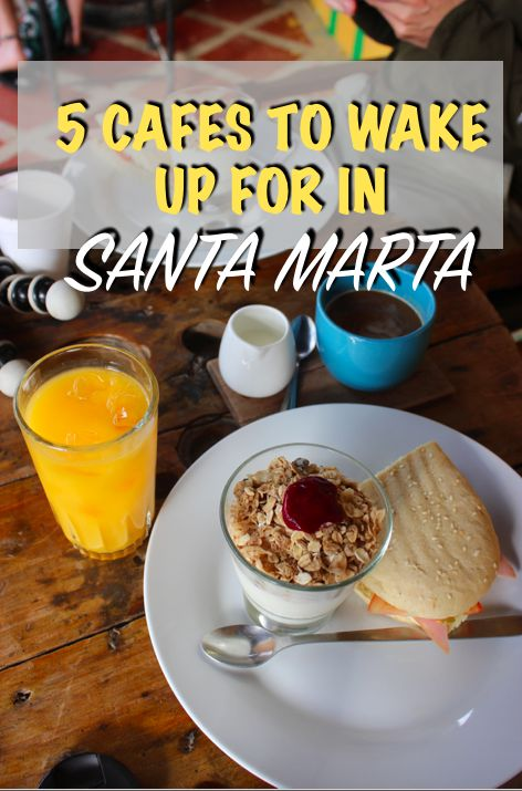 Traveling to Santa Marta, Colombia? Wake up right with these delicious breakfast options!  #colombia #santamarta #santamartabreakfast