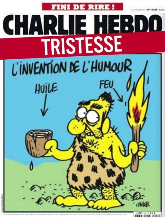 Je suis Charlie #JeSuisCharlie