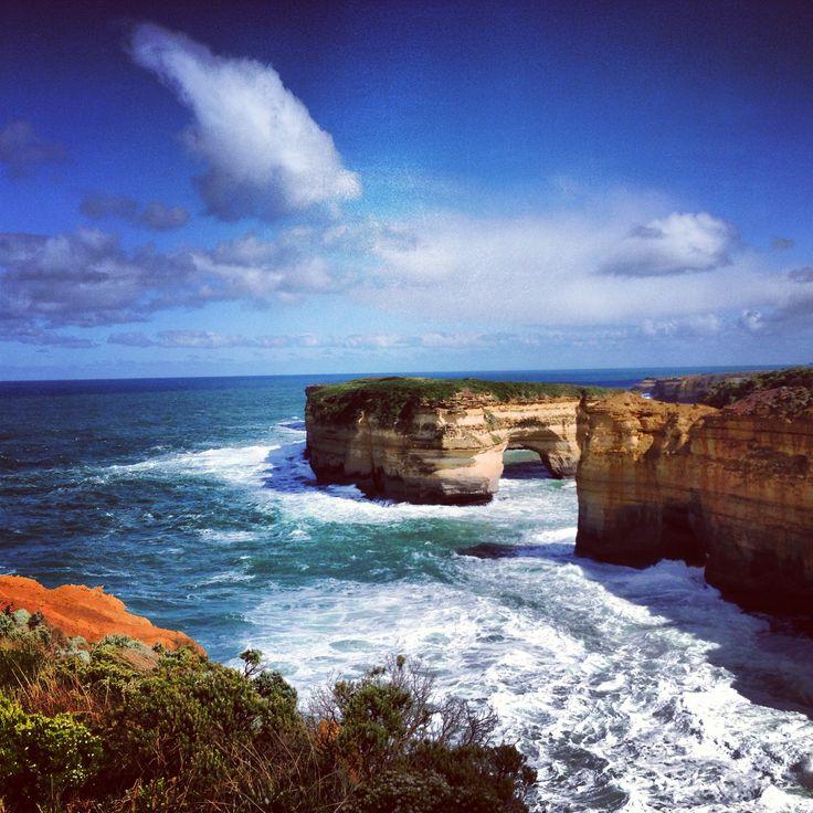 #londonbridge #greatoceanroad #victoria #seeaustralia #travel #australia #photography #ocean #beach