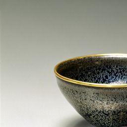 油滴天目茶碗 - e国宝
