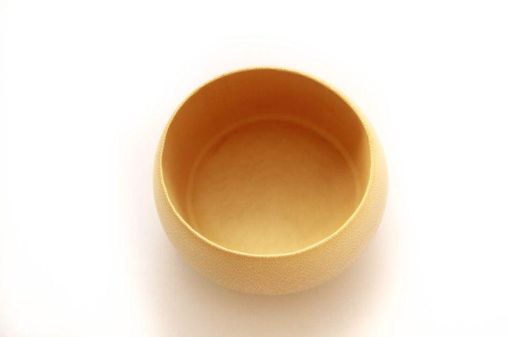 竹のボウル(C)