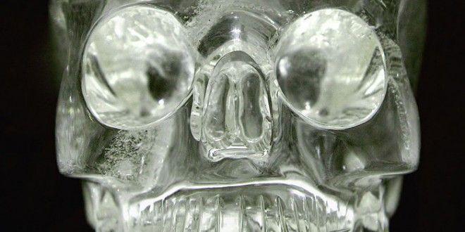 Qué poder mágico ocultan los cráneos de cristal?