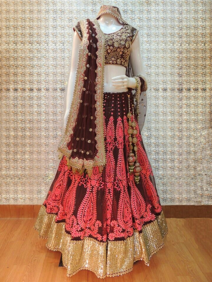 Beautiful bridal lehnga