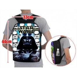 Star Wars Movie Canvas Backpack $34.99