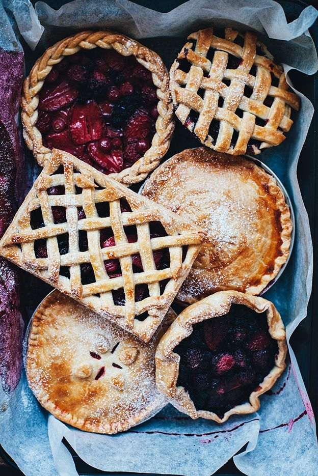 You can never have enough pie