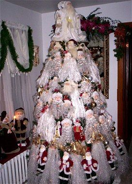 27 best Christmas Tree Decorating Themes images on #1: d3ee728c0202a e0d0fd1d25c1 christmas tree themes christmas tree toppers