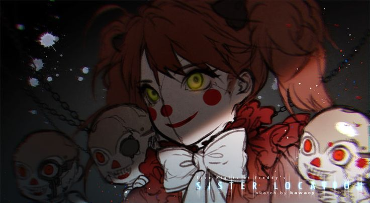 Image result for baby five nights at freddy's