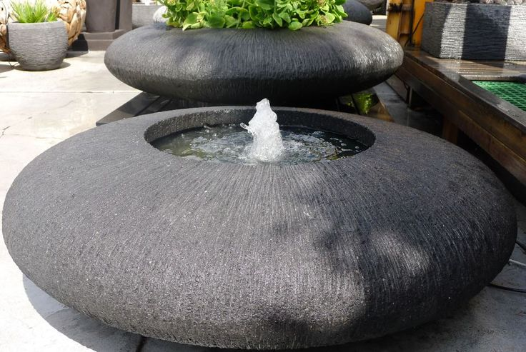 Ellipse Bubbler Water Feature $695.00–$2,195.00