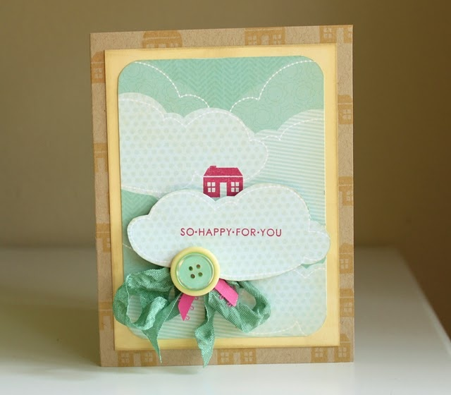 Marvelous Card Making Ideas For Housewarming Part - 2: Housewarming #cards #crafts
