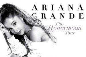Ariana Grande – The Honeymoon Tour 2015, Barcelona | ShBarcelona