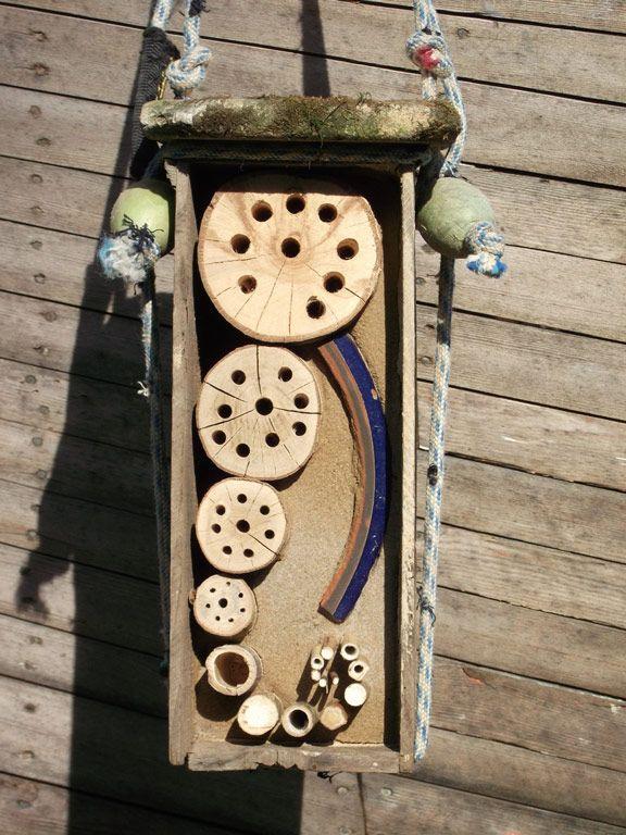hotel a insectes abri a coccinelles alittlemarket.com