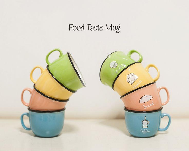 food taste mug