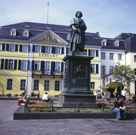 Bonn, Germany  Birthplace of Beethoven