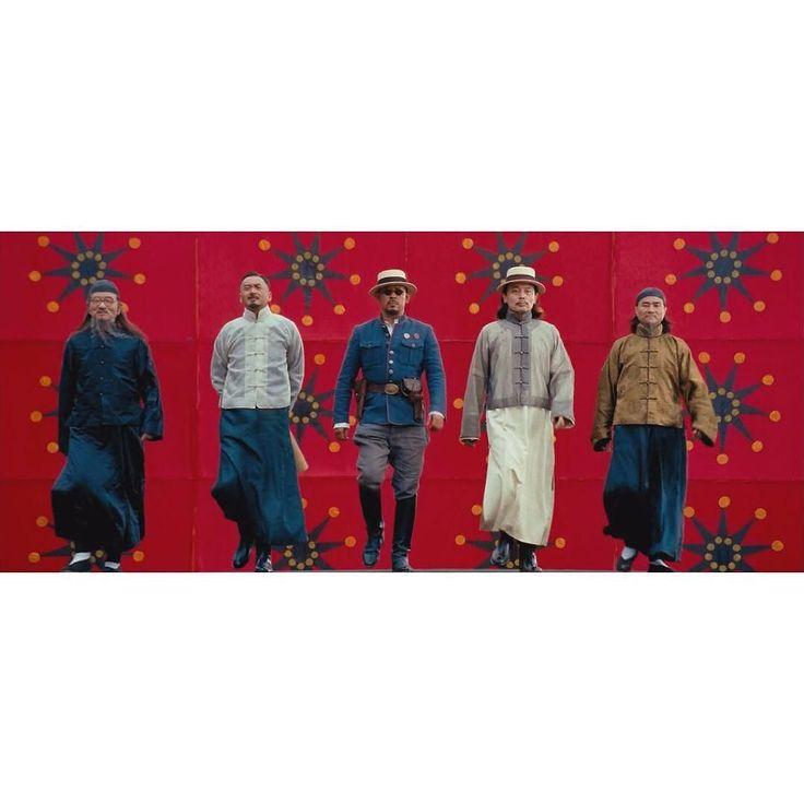 : 让子弹飞 / Let the bullets fly (2010)  Dir. Jiang Wen  DP Zhao Fei