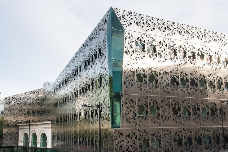 Nantes - bâtiment du Conseil Général de Loire Atlantique rue de Sully