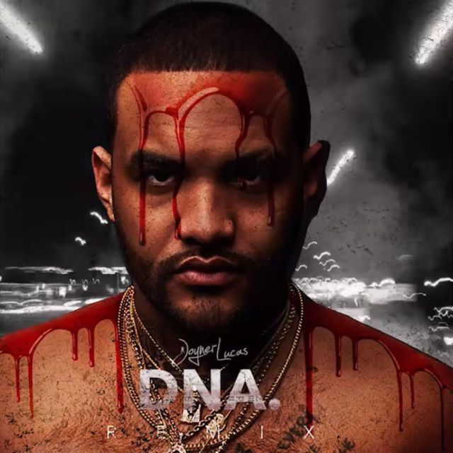 "Joyner Lucas decides to hop on Kendrick Lamar's ""DNA."" for his latest freestyle. His new album 508-507-2209 is in stores now."