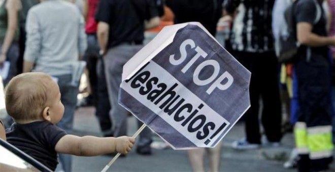 Inmobiliarias y banco malo deberán aportar pisos para fines sociales en Aragón