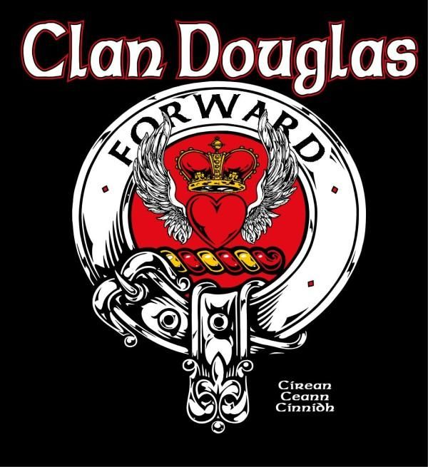 Scottish Clan Tattoos: 88 Best Douglas Images On Pinterest