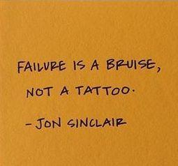 True! Bruises fade!