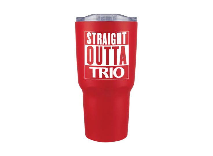 #TRIO 26 oz Kong Vacuum Insulated Tumbler, New Colors. We can imprint with any one color logo. Patent D798, 112S. Retail style gift box included. Vacuum insulated
