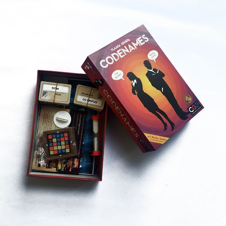 Codenames // Price: $27.95 & FREE Shipping //    #boardgame #cardgame #game #puzzle #maze