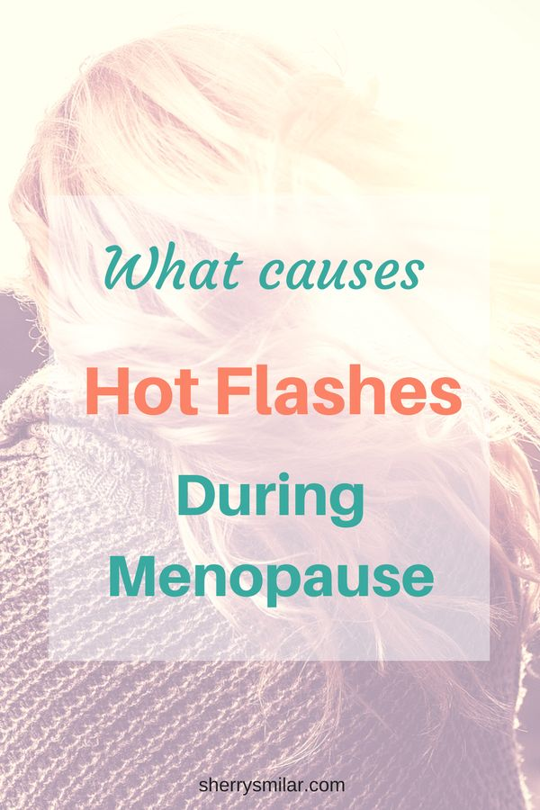 Many things can trigger hot flashes during menopause. Being warm, stress, eating too much sugar are all things that can contribute to hot flashes. #hotflashes #menopause
