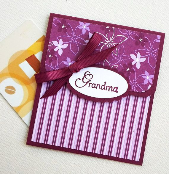 112 best Gift Card Holder images on Pinterest | Gift card holders ...
