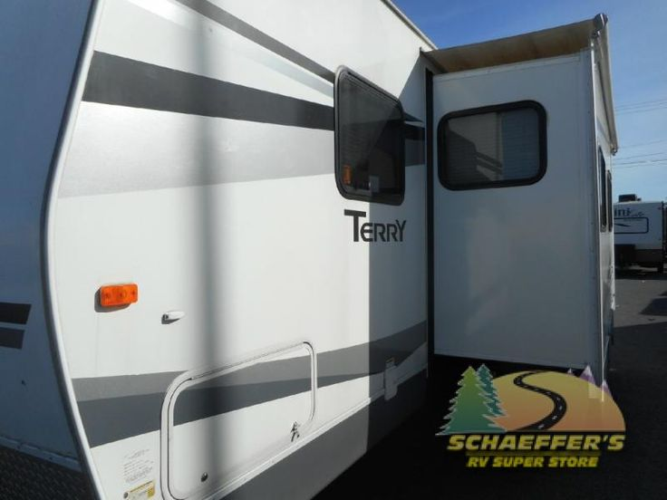 Used 2006 Fleetwood RV Terry 270FQS QUANTUM Travel Trailer at Tom Schaeffer's RV Superstore | Shoemakersville, PA | #11680A