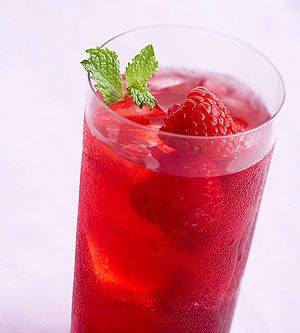 Raspberry Tea From Better Homes and Gardens, ideas and improvement projects for your home and garden plus recipes and entertaining ideas.