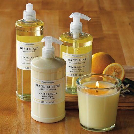 how to make lemon soap