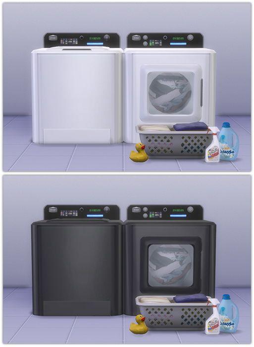 sims 3 cc furniture. washer u0026 dryer recolors at 13pumpkin31 via sims 4 updates 3 cc furniture a