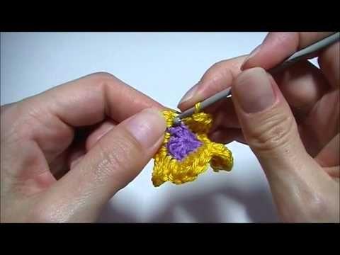 You tube: Dubbele bloem