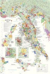 wijnkaart Italië
