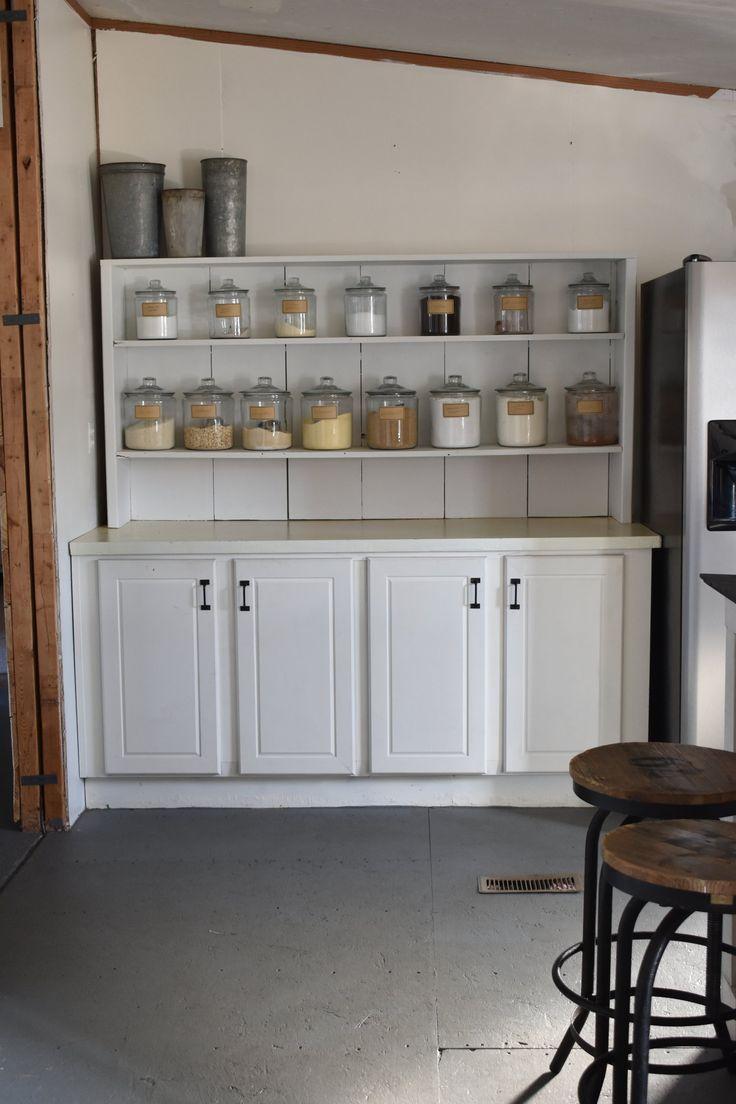 Id id ideas de cocina de los pa ses de bricolaje - The Kitchen Space Before And Current