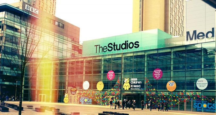 MediaCityUK - Check out the Tiggy's Brownie Co MCUK Friday Special
