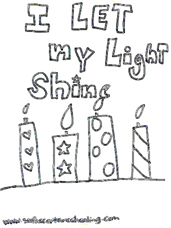57 Best Inspiration Coloring Page Affirmations Images On Coloring Pages Jesus Shine In Me Page