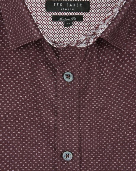 Discover men's shirts from Ted Baker.