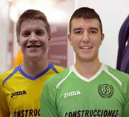 Infopalancia: Dos jóvenes promesas del CDFS en la Selección Vale...