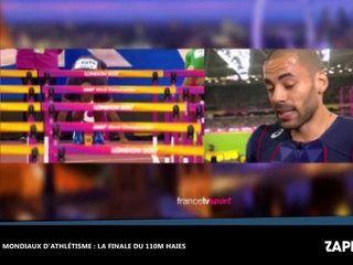 Mondiaux d'athlétisme - Finale 110m haies : Omar McLeod champion du monde, Garfiled Darien finit 4e (vidéo)