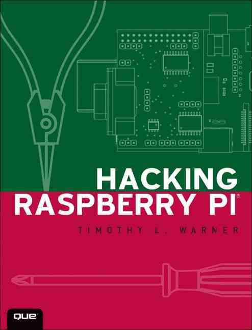 DIY hardware hacking...easy as Pi ! Raspberry Pi is taking off like a rocket! You can use this amazing, dirt-cheap, credit card-sized computer to learn powerful hardware hacking techniques as you buil
