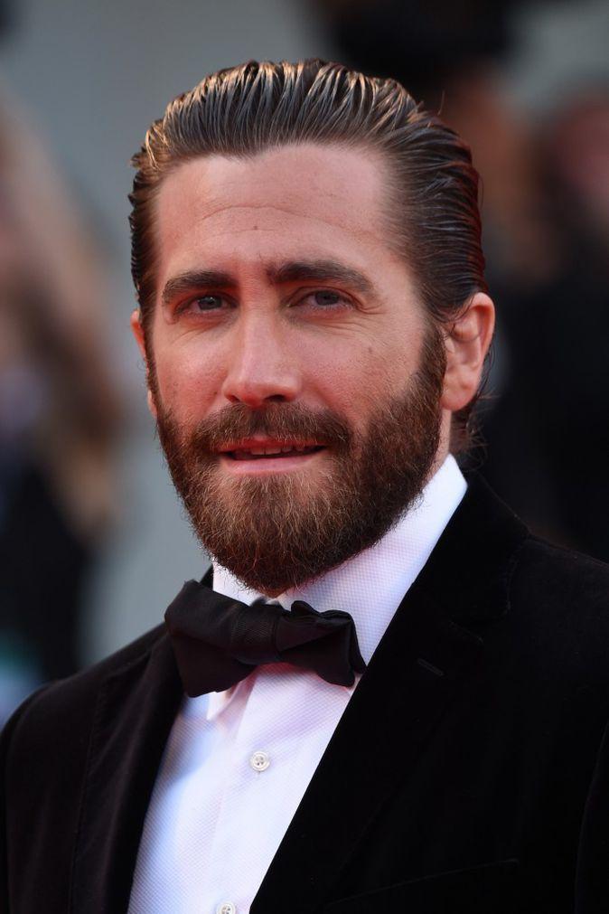 Jake Gyllenhaal à la Mostra de Venise.