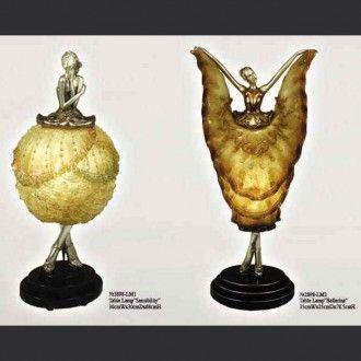 Настольные лампы Ballerinas