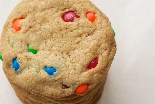 Big Chewy M & M Cookies | Bake or Break