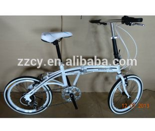 Bici plegable para la venta, Mini bicicleta plegable, plegadora de bicicleta de montaña con 6 velocidades