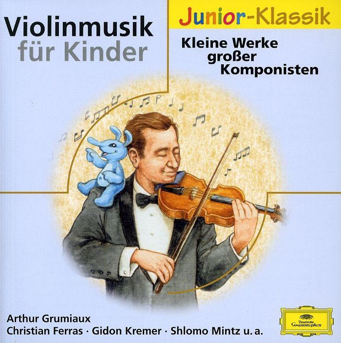 UNIVERSAL Violinmusik Fuer Kinder - Violinmusik Fuer Kinder
