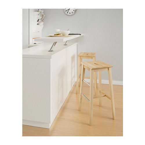 Bosse Bar Stool Birch Bar Stool Stools And Apartments