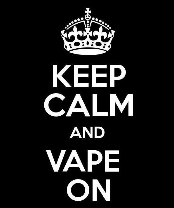 Group of I M Happy When I M Vaping Wallpaper