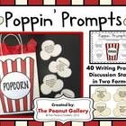 Your students' writing will POP with these popcorn theme writing prompts! $5.00: Fourth Grade Writing Prompts, Pop Prompts, Students Writing, Popcorn Ideas, 40 Writing, Carnivals Theme, Popcorn Theme, Theme Writing, Classroom Ideas