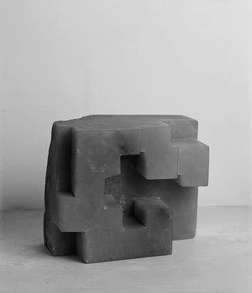 Alabastro - Eduardo Chillida