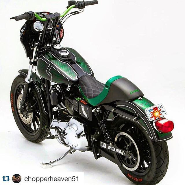 #Repost @chopperheaven51 another view of this beaut! ・・・ #chopperheaven113 #2000FXDL #harleydavidsonDYNAS #harleyfxr #harleypanhead #bmcmotorcyclecompany #BMCseats #BMCchoppers #CORBINhollister #metzler #forbiddenmotorcycles #westcoastpowdercoating #OHLINSshox #TROPHYboyBUILT #holeinthewall #PAINTbyOGRE #NORTHERNcaliBGAME ⚡️ AS IF THE FIRST SEAT MY BUDDY @bmcmotorcyclecompany DID FOR MY DYNA WASN'T ENOUGH. SHE SURE CLEANS UP GOOD. IT WAS COOL HAVING MY BIKE ON LOAN AT CORBIN AND CANT THANKS…